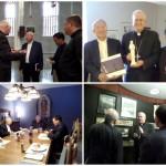 Chủ tịch Hội Đồng Giám Mục Hoa Kỳ tiếp kiến ĐGM Giáo phận Vinh