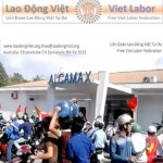 Lao động Việt: TLĐLĐVN đã không hướng dẫn được công nhân biểu tình ôn hoà