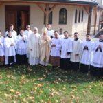 MSA Thánh lễ trao thừa tác vụ đọc sách và giúp lễ