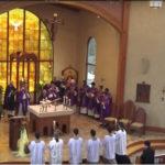 Thánh lễ 30 kỷ niệm năm ngày mất của Cha Tổ phụ Eusebe Menard, MSA