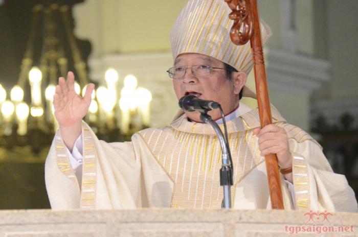 Bài giảng Thánh lễ cầu nguyện cho Công lý và Hoà bình