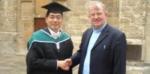 Trung Quốc công nhận  bằng tốt nghiệp do Chủng viện cấp
