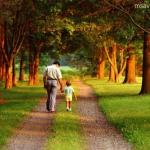 Một phút nghĩ về cha