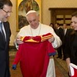 Sứ điệp của Đức Thánh Cha nhân dịp khai mạc giải bóng đá thế giới 2014