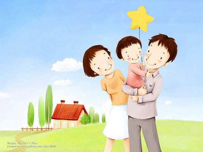Một gia đình yêu mến Thiên Chúa  sưởi ấm con tim của cả một thành phố
