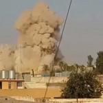 Khủng bố Hồi Giáo nổ bom đánh sập ngôi hầm mộ tiên tri Giôna