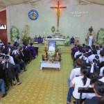 Bài giảng của Đức Cha Phaolô Nguyễn Thái Hợp trong thánh lễ an táng Cha Giacôbê Vũ Văn Hanh, OP