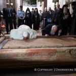 Buổi cầu nguyện đại kết tại Đền Thờ Mộ Thánh