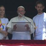 Ðức Thánh Cha Phanxicô  ghi danh tham dự  Ngày Giới trẻ Thế giới